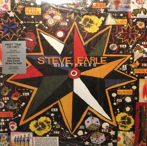 Steve Earle - Sidetracks [VINYL]