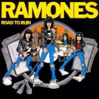 The Ramones - Road to Ruin (limited Blue Vinyl)