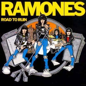 The Ramones - Road To Ruin Vinyl)