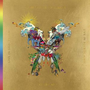 Coldplay - Live From Buenos Aires / Live From Sao Paulo -(Vinyl box)