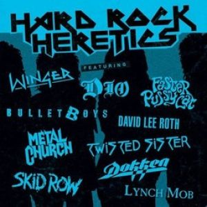Various Artists - Hard Rock Heretics [VINYL]