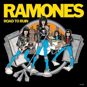 The Ramones - Road To Ruin (40th Anniversary Deluxe Edition) (Vinyl/Cd box)