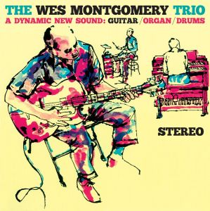 Wes Montgomery - A Dynamic New Sound + 2 bonus tracks (180g) [VINYL]