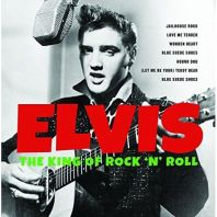 Elvis Presley - The King Of Rock 'N' Roll (Vinyl)