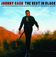 Johnny Cash - The Best In Black (Vinyl)