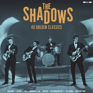 The Shadows - THE SHADOWS - 40 Golden Classics (Vinyl)