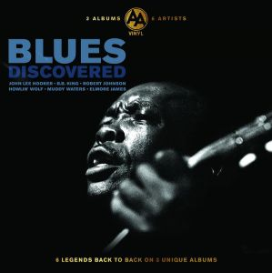 Various Artists - DISCOVERED BLUES 3LP (Vinyl)