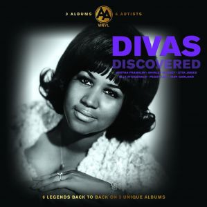 Various Artists - DISCOVERED DIVAS 3LP (Vinyl)