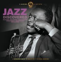 Various Artists - DISCOVERED JAZZ 3LP (Vinyl)