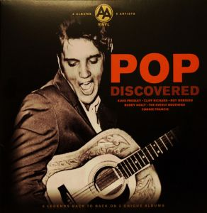 Various Artists - DISCOVERED POP 3LP (Vinyl)