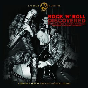 Various Artists - DISCOVERED ROCK N ROLL 3LP (Vinyl)