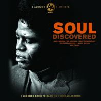 Various Artists - DISCOVERED SOUL 3LP (Vinyl)