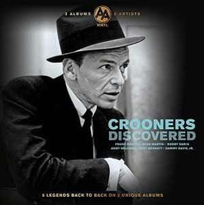 Various Artists - DISCOVERED CROONERS 3LP (Vinyl)