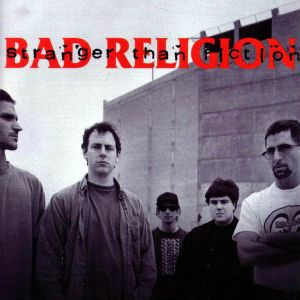Bad Religion - STRANGER THAN FICTION Vinyl