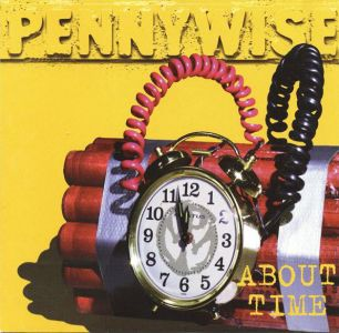 Pennywise - ABOUT TIME Vinyl
