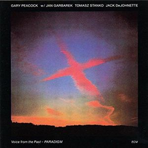 Jan Garbarek - Voice From The Past - Paradigm [VINYL]