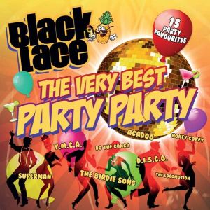 Black Lace - The Very Best Party Party [VINYL]