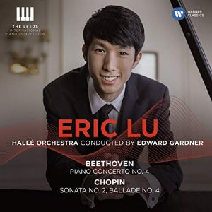 Eric Lu - Eric Lu (WINNER: The Leeds International Piano Competition 2018)