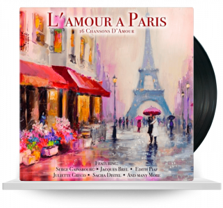 Various Artists - L'Amour a Paris [VINYL]