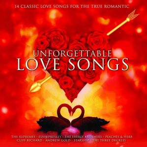 Various Artists - Unforgettable Love Songs [VINYL]