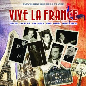 Various Artists - Vive la France [VINYL]