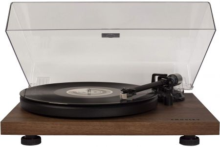 Crosley - Crosley C6-Walnut