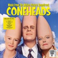 Various Artists - Coneheads (Yellow vinyl Rsd 2019)