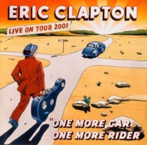 Eric Clapton - One More Car, One More Rider (Clear vinyl Rsd 2019)