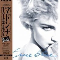 Madonna - True Blue (Super Club Mix) (Blue Vinyl Rsd 2019)