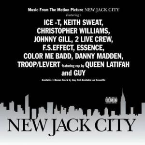 Various Artists - New Jack City (Silver vinyl Rsd 2019)