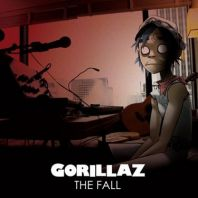 Gorillaz - The Fall (Green vinyl album RSD 2019.)