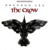 Various Artists - The Crow OST (White & Black Vinyl)