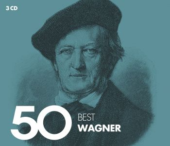 Various Artists - 50 Best Wagner