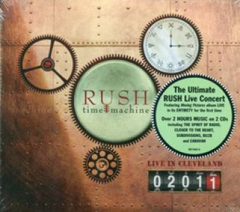 Rush - Time Machine 2011:Live in Cleveland