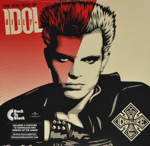 Billy Idol - Idolize Yourself (Vinyl)