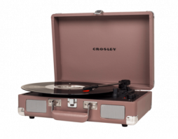 Crosley - Crosley Cruiser Deluxe - Purple Ash