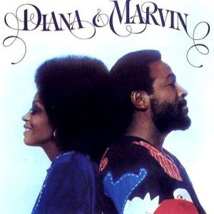 Diana Ross and Marvin Gaye - Diana & Marvin (Vinyl)