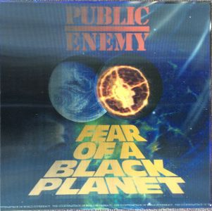Public Enemy - Fear Of A Black Planet (Vinyl)