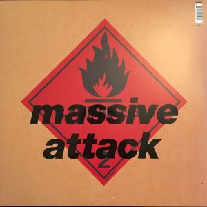 Massive Attack - Blue Lines (Vinyl)