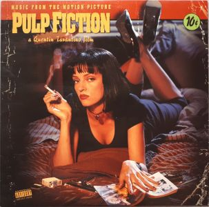 Various Artists - Pulp Fiction (Vinyl)