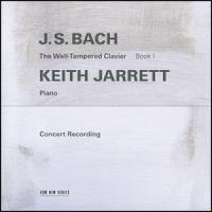 Keith Jarrett - Bach: The Well-Tempered Clavier Book I