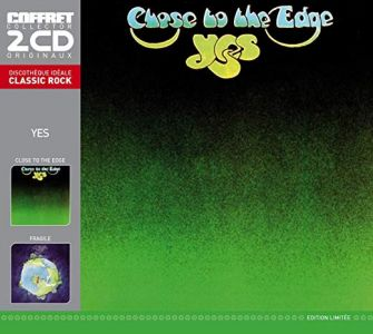 Yes - Close to the Edge/Fragile - Coffret