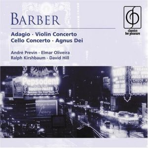 Various Artists - Barber: Adagio for Strings / Violin Concerto Op.14