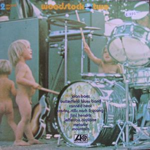 Various Artists - Woodstock Two (Vinyl)