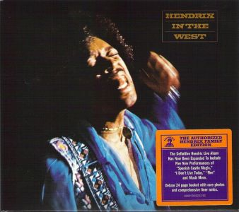 James Brown - Hendrix In The West