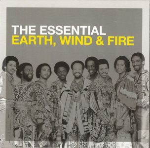 Earth, Wind & Fire - Essential Earth, Wind &.Fire