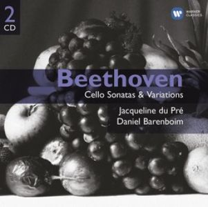 Daniel Barenboim - Beethoven: Cello Sonatas & Variations