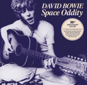 "David Bowie - Space Oddity 50th anniversary (7"" Vinyl)"
