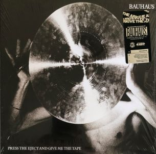 Bauhaus - Press Eject And Give Me The Tape (Vinyl)