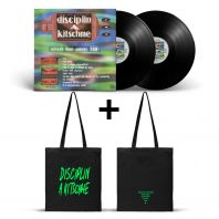 Disciplin A Kitschme - Refresh Your Senses, NOW! (Vinyl)